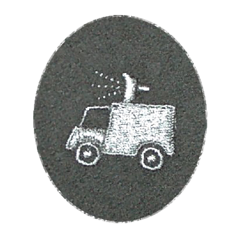 Insigne de Carrière NVA Wiedergabemechaniker