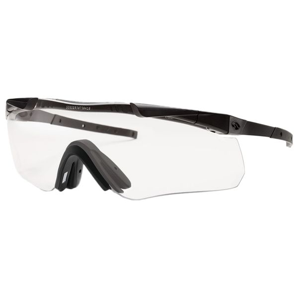 Lunettes Smith Optics Aegis Echo II Compact noir gris