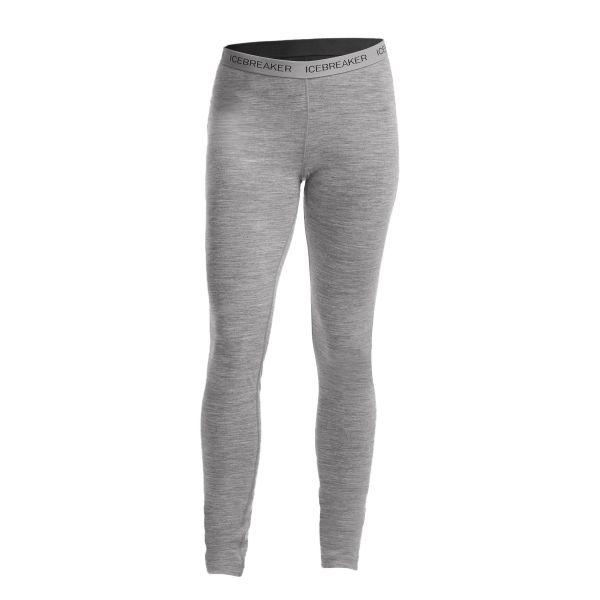 Legging Icebreaker Women Oasis gris