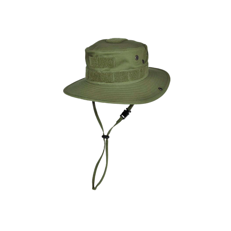 Chapeau de brousse Hazard 4 SunTac Cotton OD green