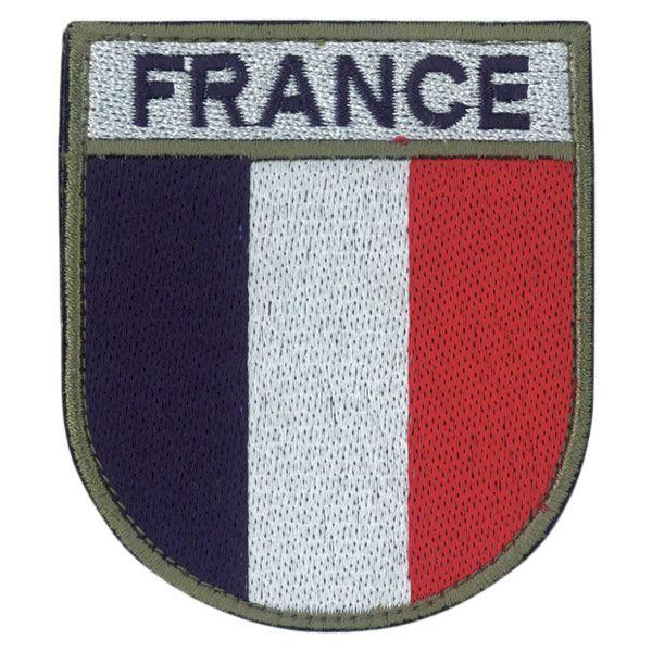 TOE Concept Écusson de bras France haute visibilité