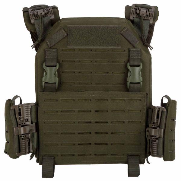 Invader Gear Porte-plaques Reaper QRB olive drab
