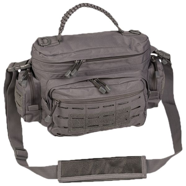 Sac Tactical Paracord SM gris urbain