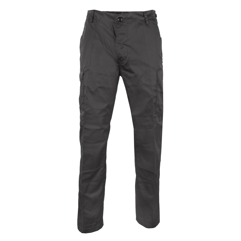 Pantalon BDU style noir