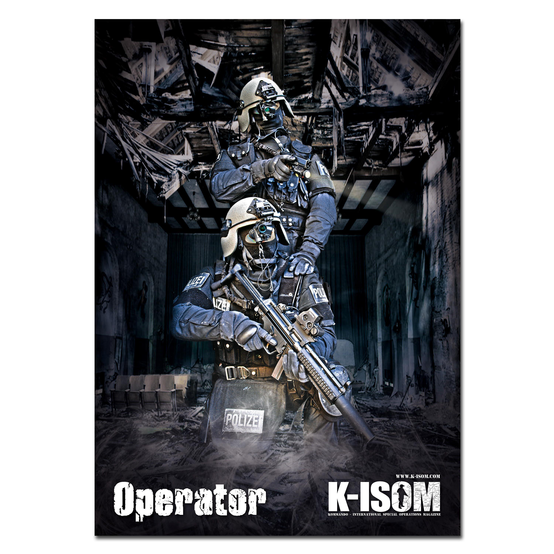 Poster K-Isom KSK SEK Operator