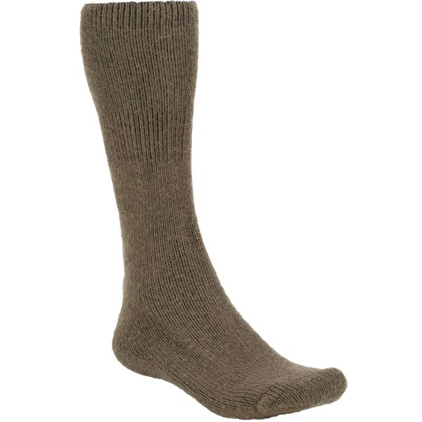 Woolpower Chaussettes Classic 800 pine green