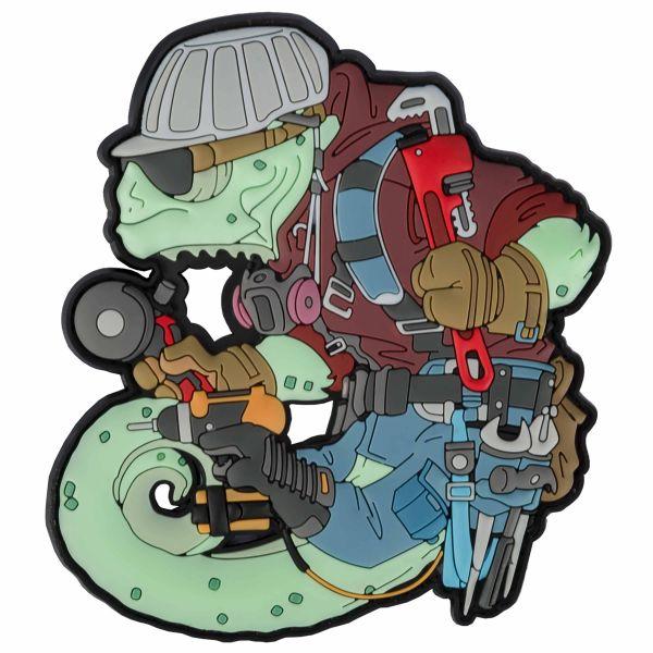 TacOpsGear Patch 3D PVC Chameleon Legion ouvrier
