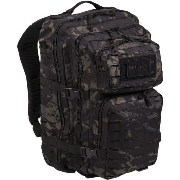 Sac à dos US Assault Pack LG Laser Cut Multi. Blk