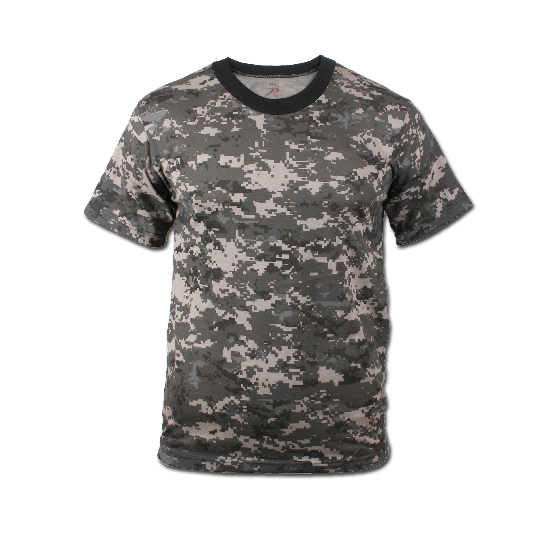 T-Shirt Enfant Rothco Digital Camo