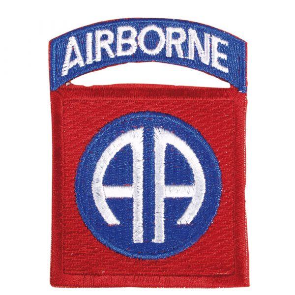 Insigne US tissu 82nd Airborne Division