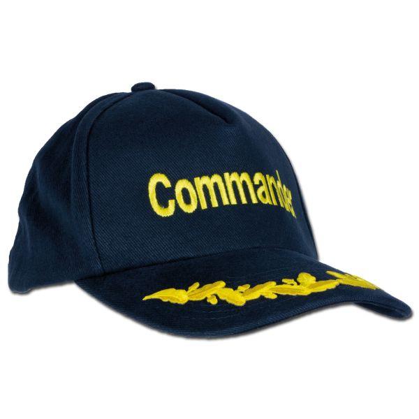 Casquette de baseball Commander