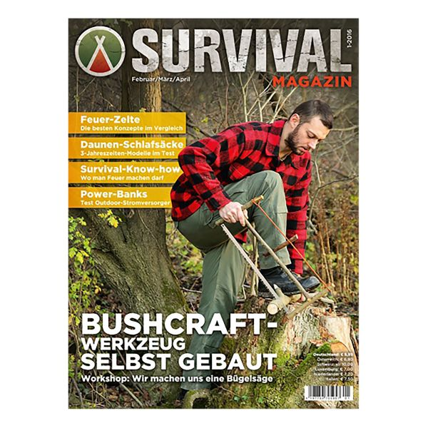 Magazine Survival 01/2016