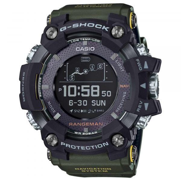 Casio Montre G-Shock Rangeman GPR-B1000-1BER noir olive