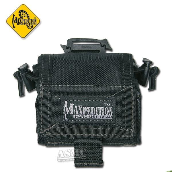 Maxpedition Mega Rollypoly noir