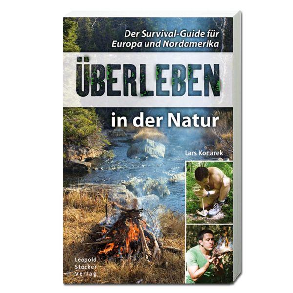 """Livre """"Überleben in der Natur"""""""