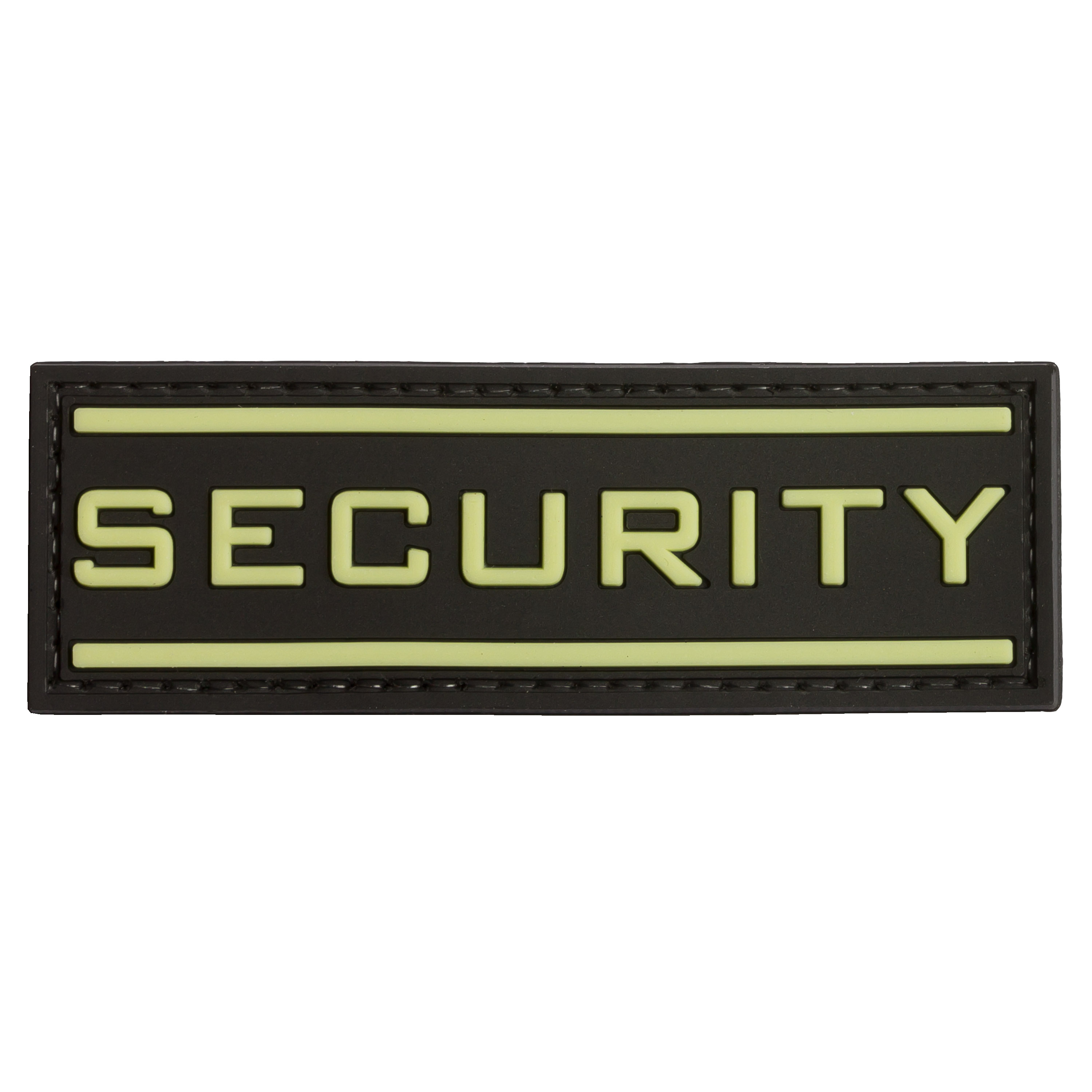 Patch 3D Security TAP luminescent