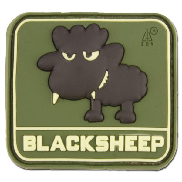 Patch 3D BlackSheep forest petit