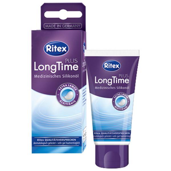 Lubrifiant et gel de massage Ritex Longtime PLUS