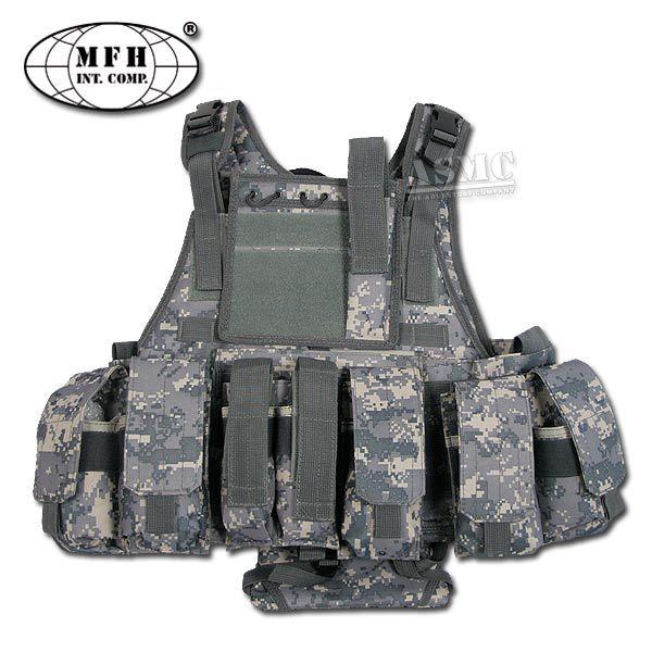 Gilet tactique Ranger AT-digital