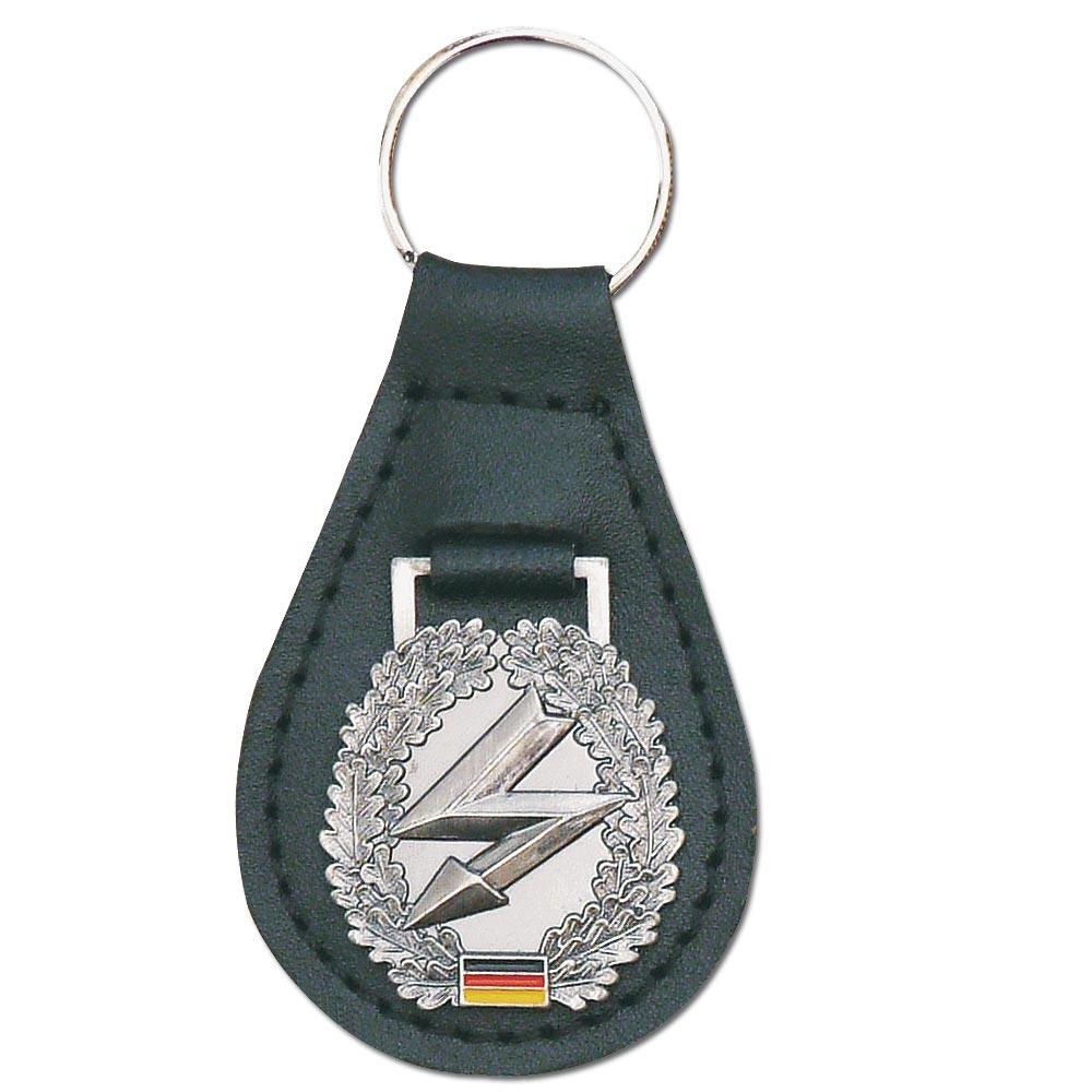 Porte-clés avec Insigne de Béret Fernmelder