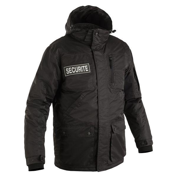 Parka Winter Pro T.O.E Concept noir