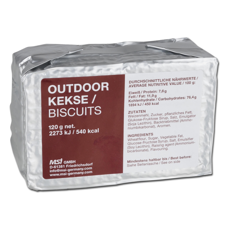 Biscuits Outdoor Survivor 125 g