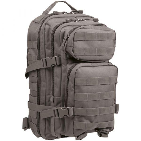 Sac à dos US Assault Pack SM gris urbain
