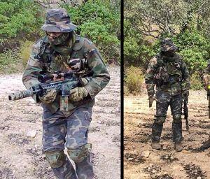CCE MilTEC tactical Vest