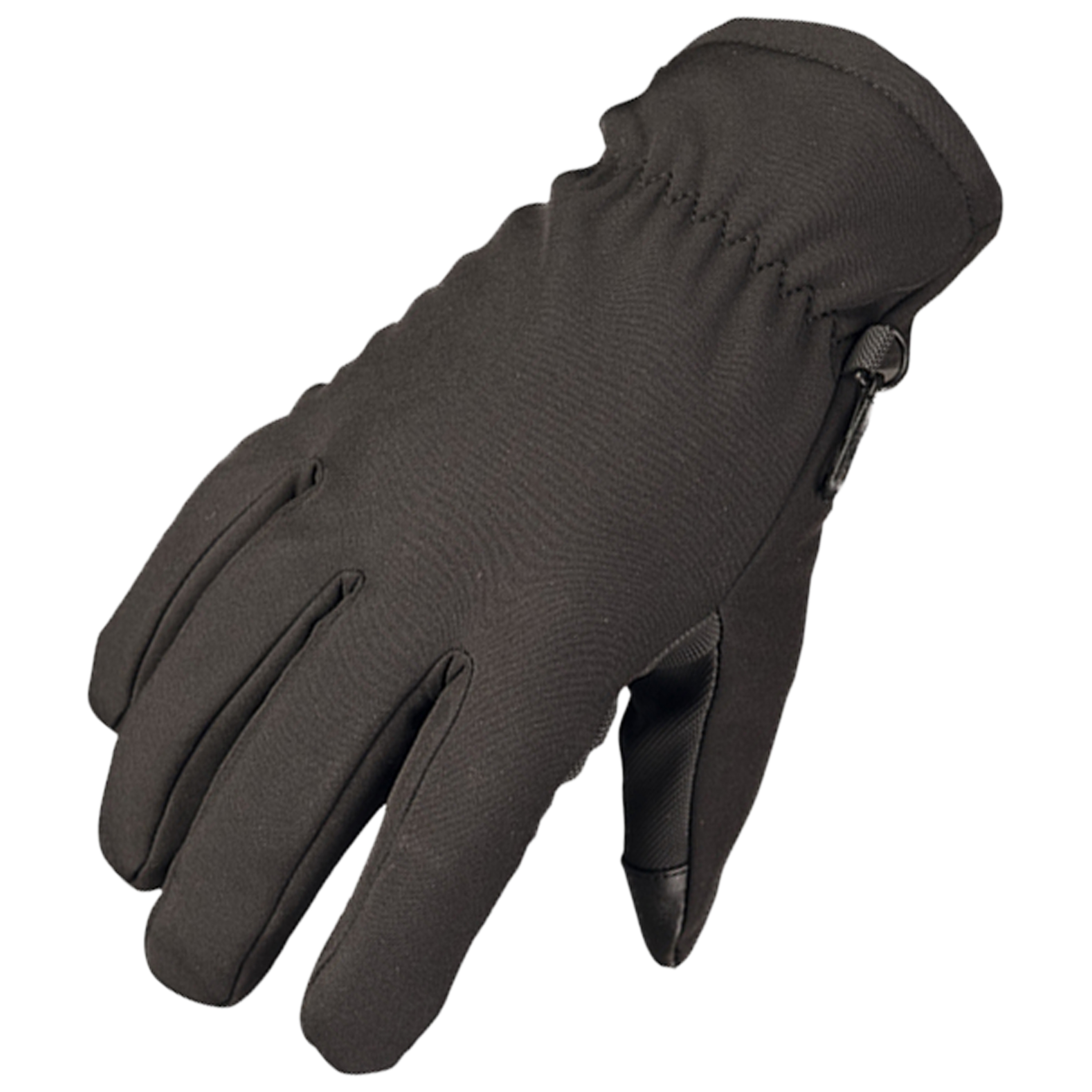 Gants Softshell Thinsulate noirs