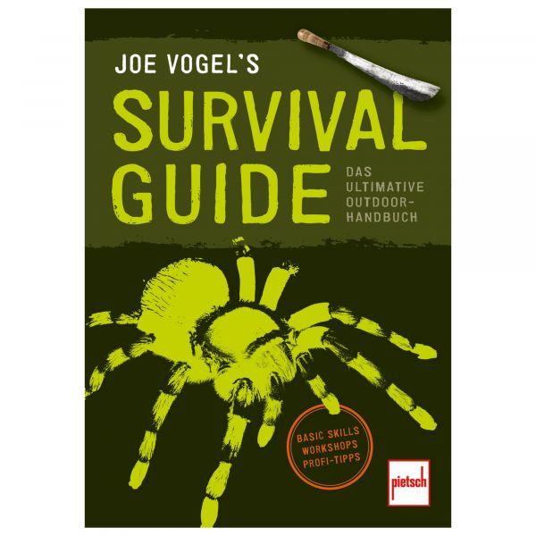 Livre Joe Vogels Survival Guide Das ultimative Outdoor-Handbuch