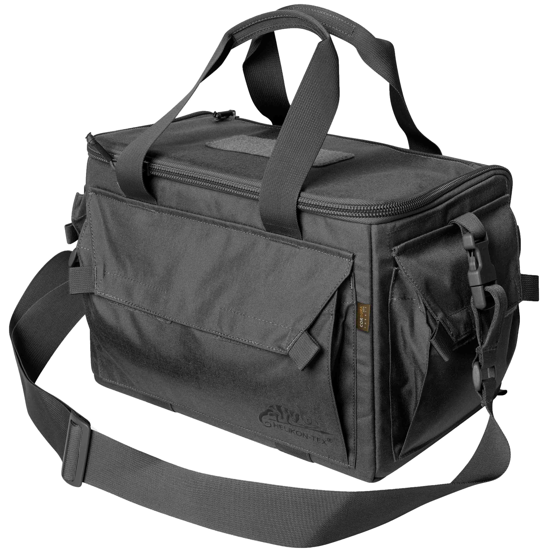 Helikon Tex Sac A Bandouliere Range Bag Cordura Noir Chez Asmc
