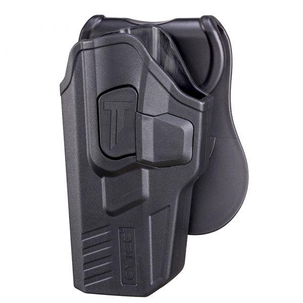 Cytac Paddle holster R-Defender Gen3 Glock 17/22/31 gauchers