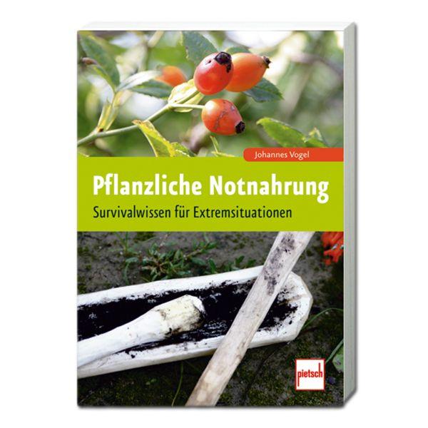 "Livre ""Pflanzliche Notnahrung - Neuauflage 2014"""