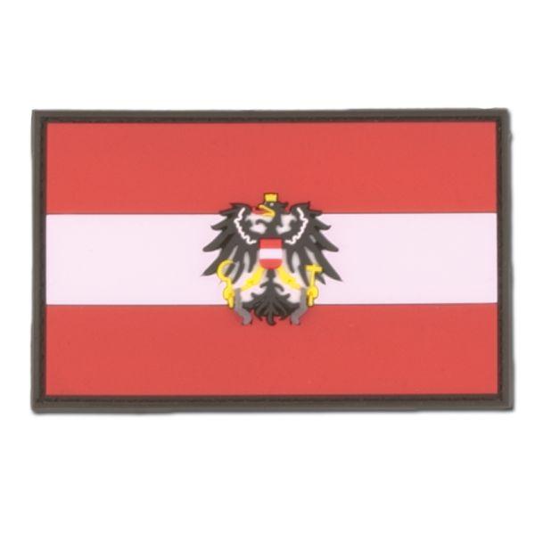 Patch 3D Autriche avec blason