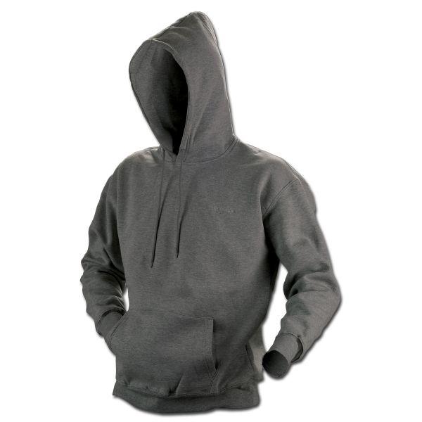 Hood-Sweatshirt Vintage Industries Derby gris foncé
