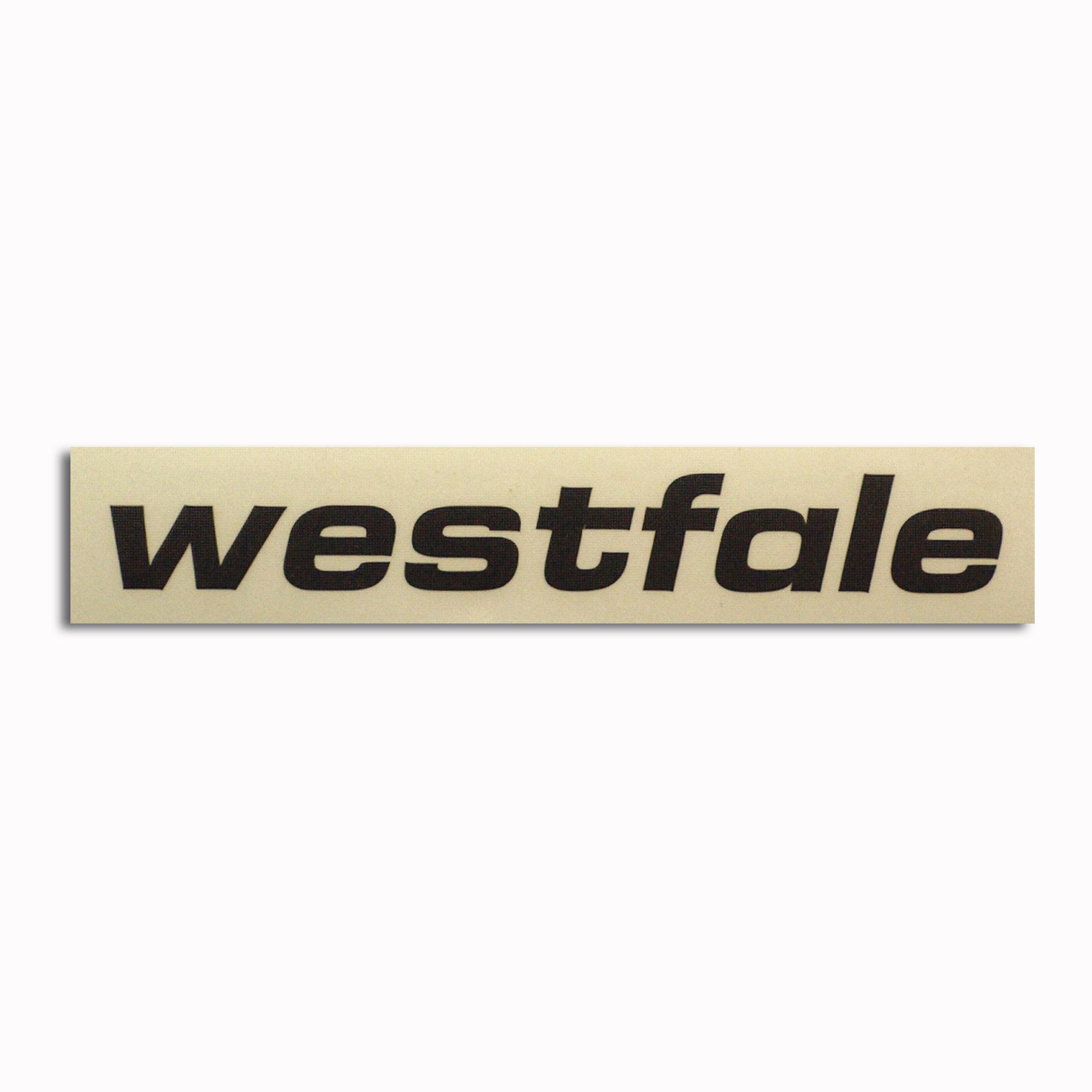 Autocollant Westfale