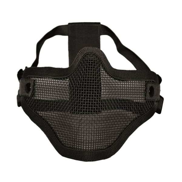 Masque de protection Airsoft SM noir