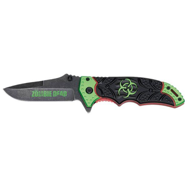 Haller Zombie Dead Couteau Biohazard