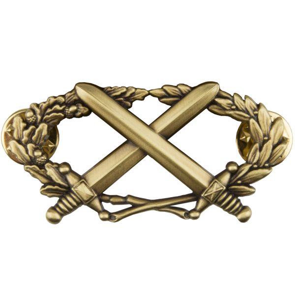 Insigne Métal Brevet Militaire Professionnel Élémentaire Bronze