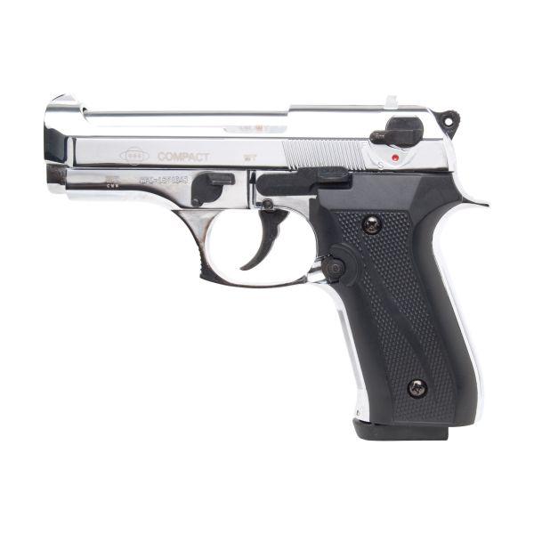 Pistolet Compact Ekol Firat chromé
