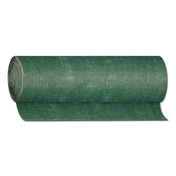 Toile de jute vert (au mètre)
