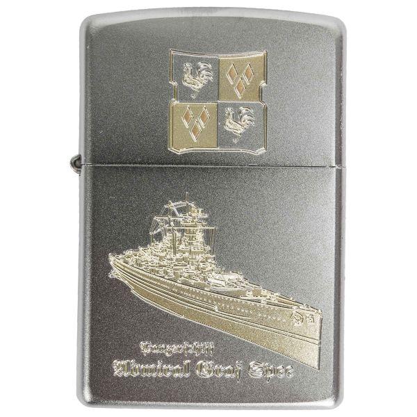 Zippo avec Gravure Graf Spee II