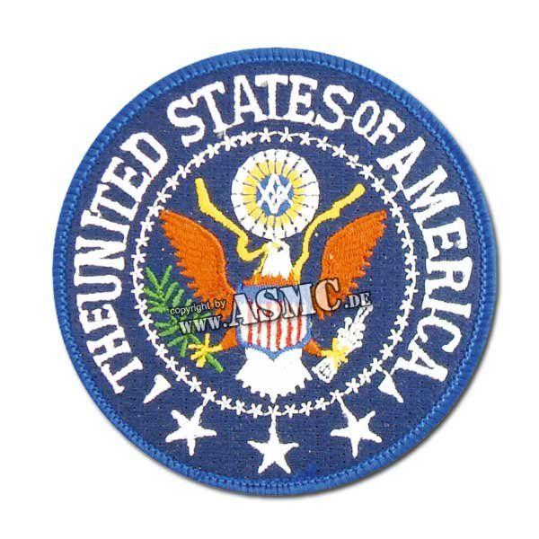 Insigne Tissu US Président