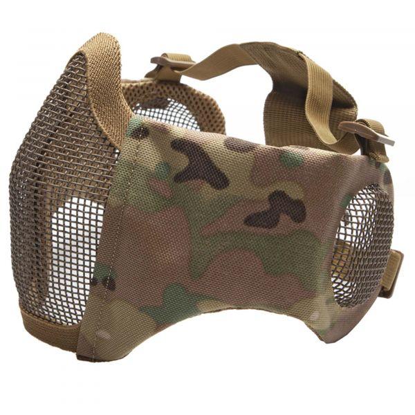 ASG Masque de protection Metall-Mesh visage et oreilles multicam