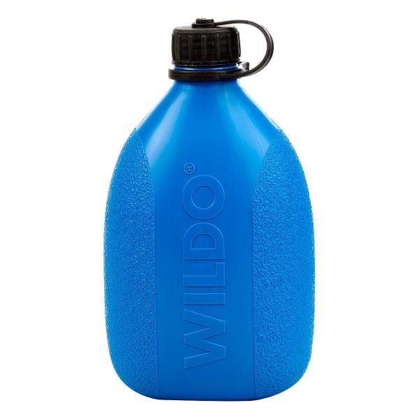 Gourde suédoise Wildo bleue