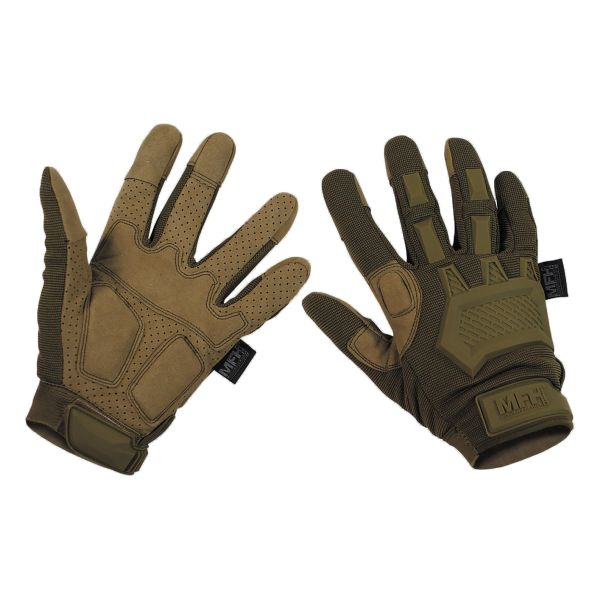 MFH Gant Tactical Action coyote