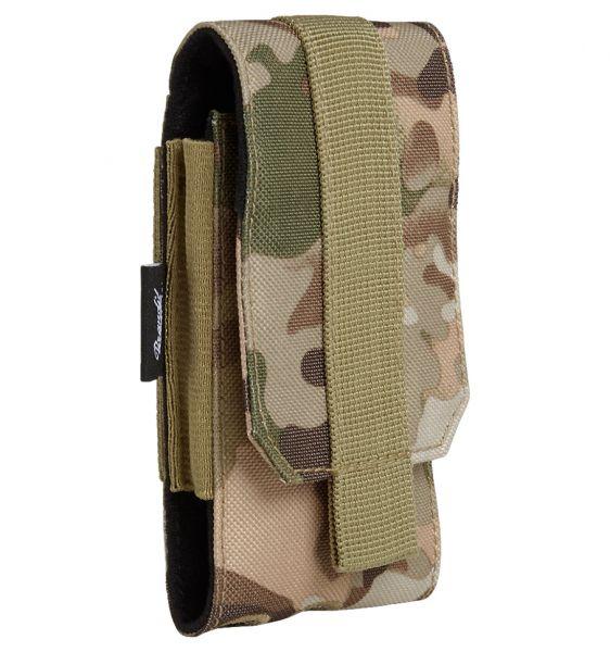 Brandit Étui smartphone Molle Phone Pouch medium tactical camo