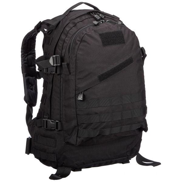 TMC Sac à dos MOLLE Style A3 Day Pack 30 L noir
