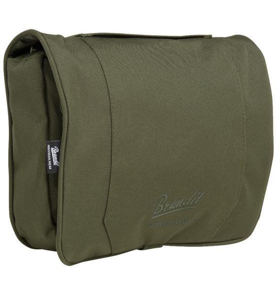 Brandit Trousse de toilette Toiletry Bag large olive