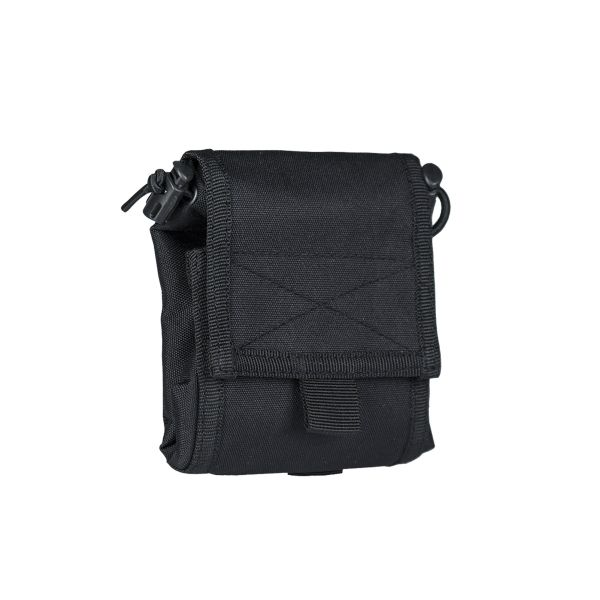 Empty Shell Pouch Collaps noir